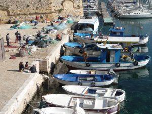 Il porto di Gallipoli